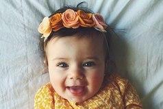 Счастье - это крохотный, маленький ангелочек.