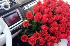 Жизнь должна быть цветочной.
