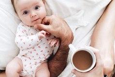 Хочу счастья. Маленького такого счастья, с крохотными ручками и ножками, и с твоими глазами.