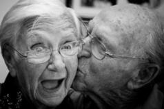 Любовь видна в глазах, её не скроешь