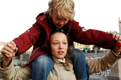 Родители меня учили быть всегда кроткой и нежной девушкой, однако они не предусмотрели один вариант: с братом быть такой порой очень сложно!