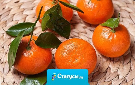 Скоро-скоро Новый год, мандаринок целый рот!