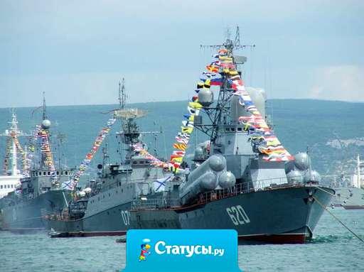 У России два союзника: русская армия и русский флот.