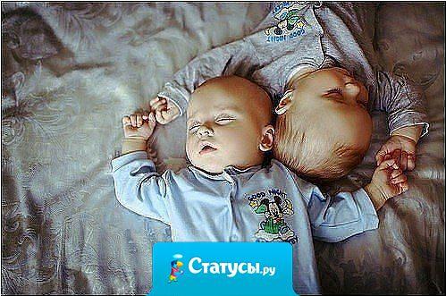 Когда ребёнок спит - это не только мило, но и