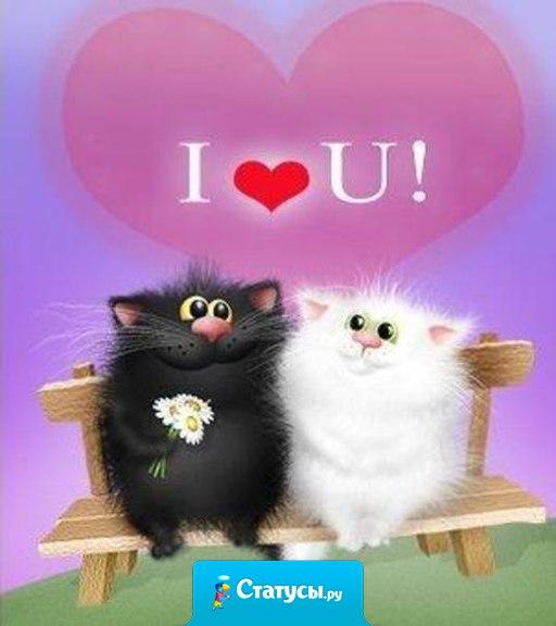 Любите и будьте любимы!