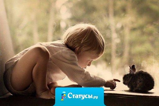 Крошечный добрый поступок лучше, чем самые торжественные обещания сделать невозможное.