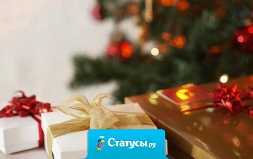 На Новый год наряжусь Дедом Морозом и возьму с собой три Снегурочки. Потому, что одна меня потом до дома не дотащит!