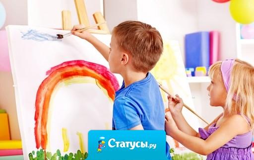 Не так страшна мама, как ее рисуют первоклассники
