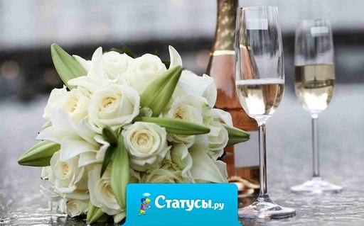 Всегда держите бутылку шампанского в холодильнике для особых случаев — иногда особым случаем может быть то, что у вас есть бутылка шампанского в холодильнике!